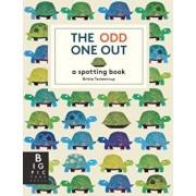 The Odd One Out: A Spotting Book, Hardcover/Britta Teckentrup