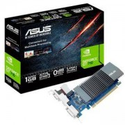 Видео карта ASUS GeForce GT 710, 1GB, GDDR5, 32 bit, D-Sub, DVI-D, HDMI, ASUS-VC-GT710-1GDR5-SL-BRK