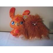 Moshi Monsters - Small Plush - Katsuma & Moshi Monsters 7 inch Furi Plush (2P...