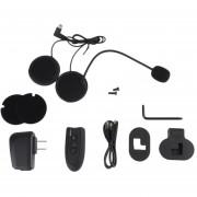 ER Piscina V1-10M Bluetooth Moto Senderismo Interfono Casco Auricular De Intercomunicación