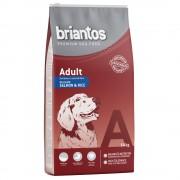 2х14кг Adult Briantos - сьомга и ориз