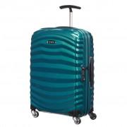 Samsonite Lite-Shock Spinner 55cm Petrol Blue