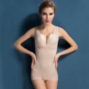 EW Navidad cuerpo sin fisuras forma la ropa interior-Piel