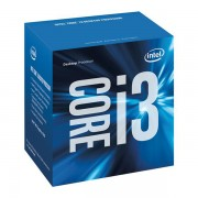 Procesador Intel CI3 6100 3.7GHZ socket 1151 14NM 51W