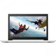 Лаптоп Lenovo IdeaPad 320 15.6 инча FHD, Intel Pentium N4200, AMD Radeon 530 2GB DDR5, 4GB, 1TB, Бял, 80XR0124BM