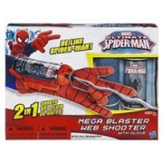 Jucarie Spiderman Mega Blast Web Shooter