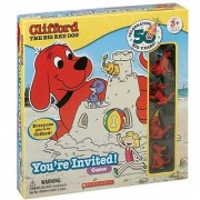 You are Invited Game (Clifford The Big Red Dog)