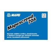 Mapei MAPESCREED 704, bidon 25kg, Sapa plastifiant pentru sape grosiere cu incalzire-racire in pardoseala