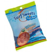 Surf Sweets Organic Fruity Bears - Case of 12 - 2.75 oz.