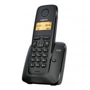 Siemens Gigaset A120 Teléfono Inalámbrico Negro