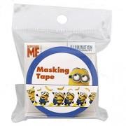Sunstar Stationery Kaito Glue Minion 5th Masking Tape D
