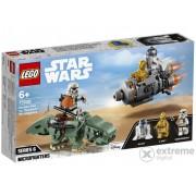 LEGO® Star Wars™ - Capsulă de salvare contra Dewback Microfighter - 75228