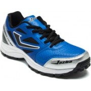 Jazba One Drive 110 Cricket Shoes For Men(Blue)