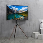 "Supporto a Pavimento per TV LCD/LED/Plasma 45-65"" stile..."