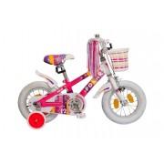 "Polar JUNIOR GIRL Dečiji bicikl 12"" Pink-white (B122S58183)"