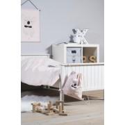 Lenjerie de pat copii 140 x 200 cm Jollein Ursulet