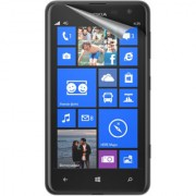 Snooky Ultimate Anti Shock Screen Guard Protector for Nokia Lumia 625 (Pack Of 4 Screen Guard)