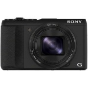 Sony DSCHX50 Compact Digital Camera - Black (20.4MP, 30x Optical Zoom) 3 inch LC