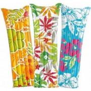 Intex 183x69cm strandmatrac színes mintával 59720