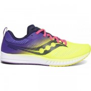Saucony Fastwitch 9 Women - Female - Geel - Grootte: 39