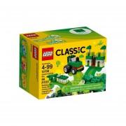 CAJA CREATIVA VERDE LEGO 10708