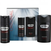 STR8 Original lote de regalo IV. desodorante en spray 150 ml + gel de ducha 250 ml