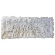 Ha-Ra Fibre humide blanche longue 42 cm