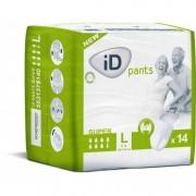 Ontex - ID Pants Slip Absorbant / Pants - ID Pants L Super