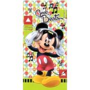 Disney Telo Mare Disney Mickey Mouse Topolino salviettone asciugamano spugna di Cotone