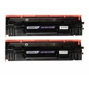 2x kompatibel Toner HP CF244A / 44A f. HP LaserJet Pro M17a / M14 - M17