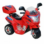 Oh Baby Baby Battery Operated Bike Assorted Color With Musical Sound And Back Basket For Your Kids SE-BOB-54
