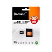 microSDHC Speicherkarte 4 GB (SDHC) Class 4   Speicherkarte