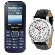 Samsung Guru 310 / Good Condition/ Certified Pre Owned (6 months Warranty) with Watch
