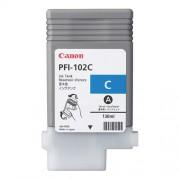 Tinta Canon Cyan PFI-102C 0896B001AA