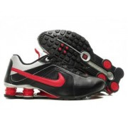 Tenis Nike Shox Deliver black/red