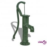 vidaXL Vrtna Ručna Pumpa za Vodu od Lijevanog Željeza