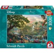 Jucarie Thomas Kinkade Disney The Jungle Book 1000 Piece Jigsaw Puzzle