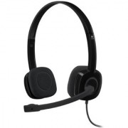 Logitech H151 Wired Over Ear Gaming Headset