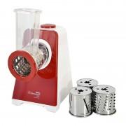 Procesor alimente Hausberg HB-3504, 250 W, Rosu/Alb