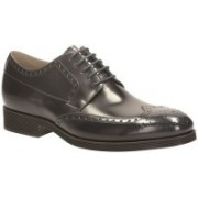 Clarks Gabwell Limit Navy Leather lace up For Men