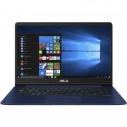 Laptop Asus ZenBook UX530UX-FY038T 15.6 inch FHD Intel Core i7-7500U 8GB DDR4 512GB SSD nVidia GeForce GTX 950M 2GB FPR Windows 10 Blue