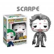 Funko Pop The Joker Chase Exclusivo Metallic Dc Comics