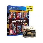 UBISOFT Preventa Juego PS4 Watch Dogs Legion: Gold Edition (Acción/Aventura - M18)