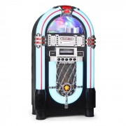 Ricatech RR1000 Jukebox CD UKW/MW AUX LED