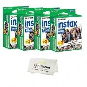 Fujifilm Instax Wide Films para cámaras Instax Wide 300, 200 y 210