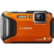 Aparat Foto Digital Panasonic DMC-FT5 Subacvatic Orange