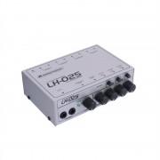 Omnitronic LH-025 Mixer de 3 canais Stereo/Mono