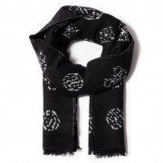 Шал GUESS - Not Coordinated Scarves AW8491 WOL03 BLA