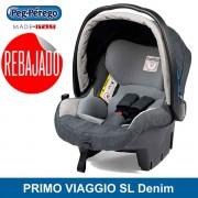 Peg Perego Primo Viaggio SL Denim silla auto Grupo 0