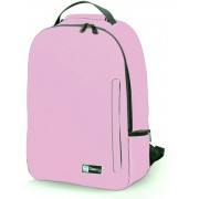 Sleevy laptop rugzak 15,6 Deluxe roze